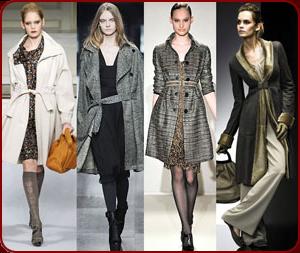 Какой фасон пальто модно в этом сесоне