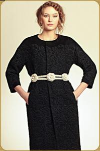 Пальто без воротника: последние тенденции и правила ношения