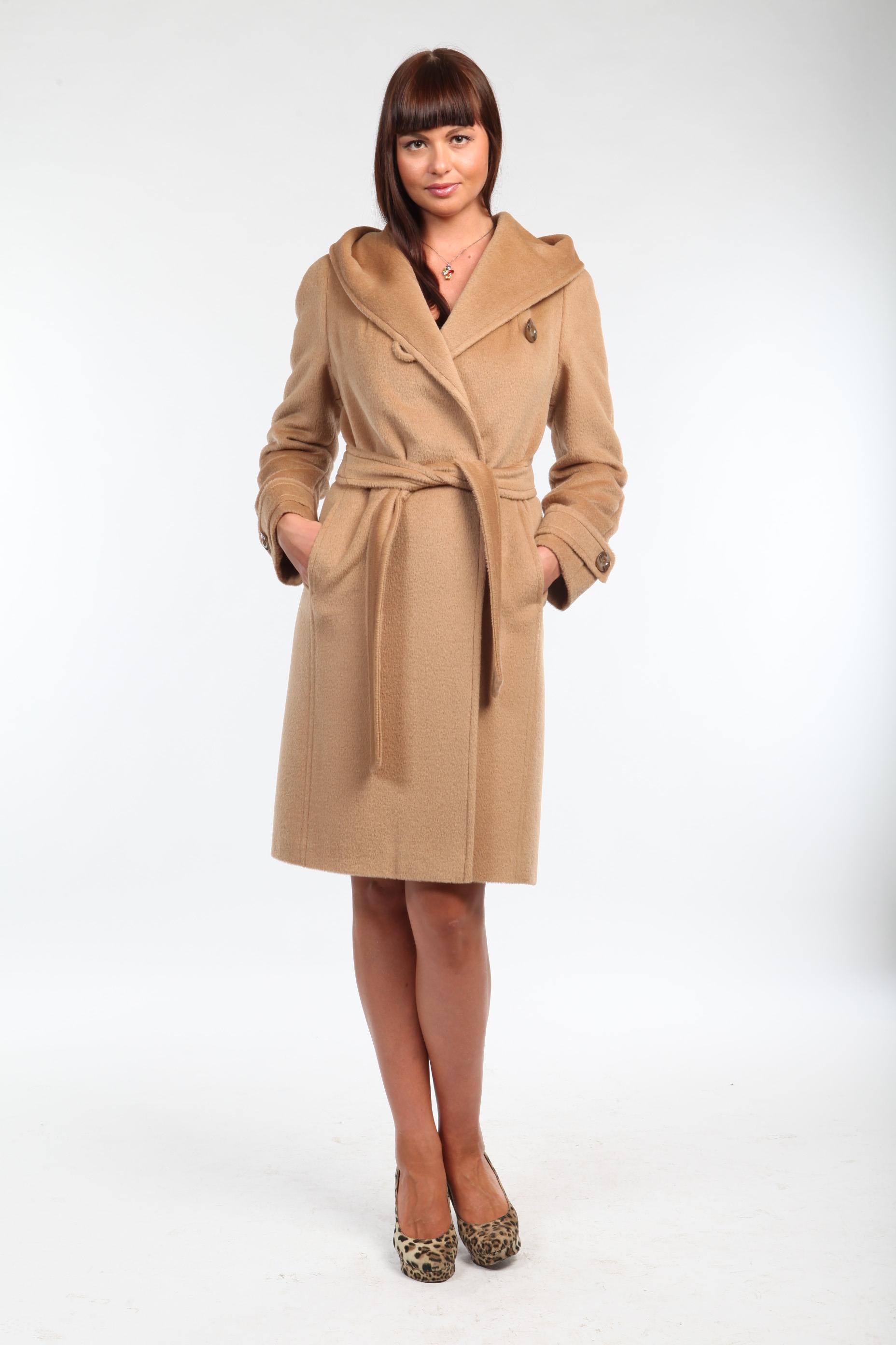Демисезонное пальто модель пальто о 587