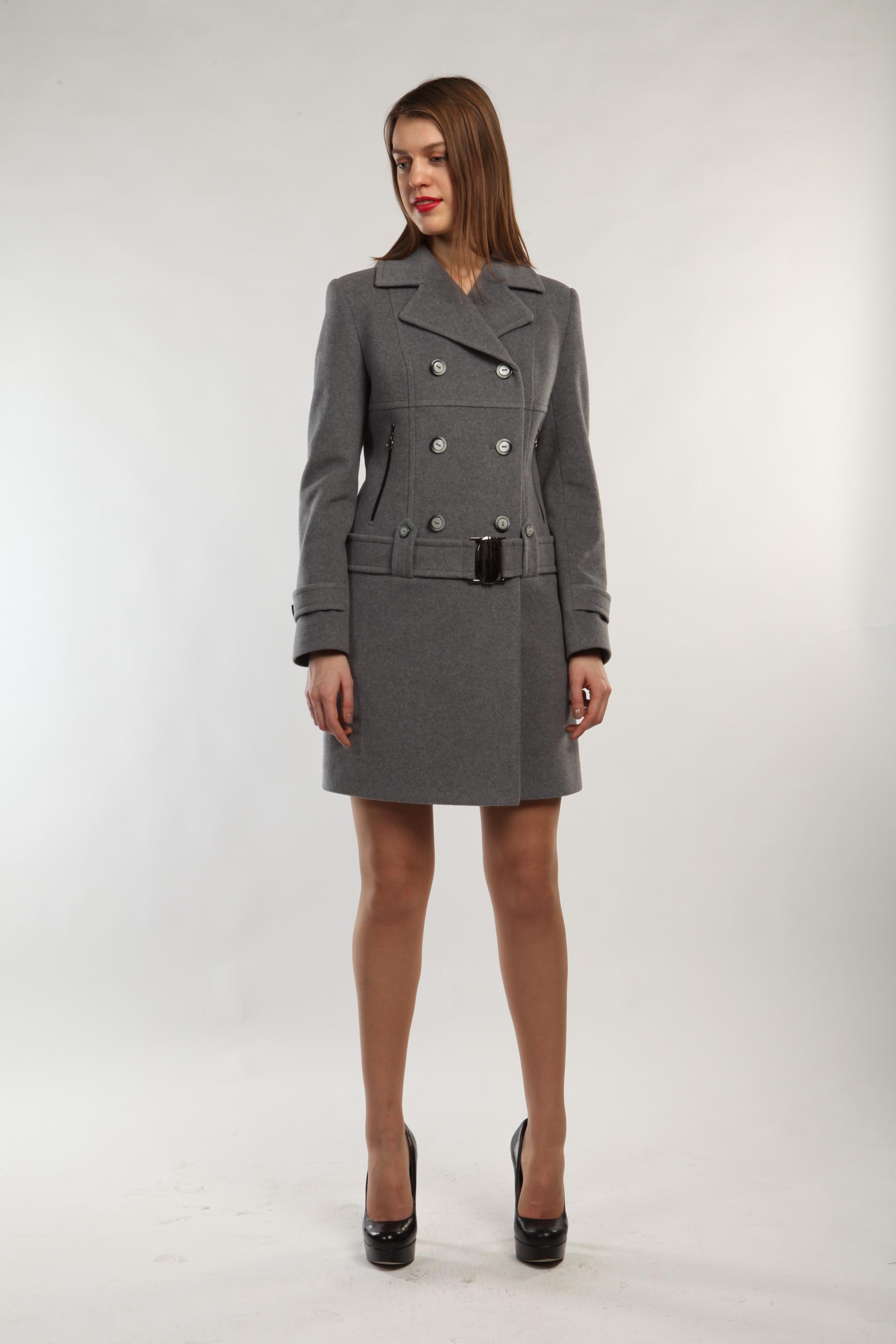 Демисезонное пальто модель пальто о