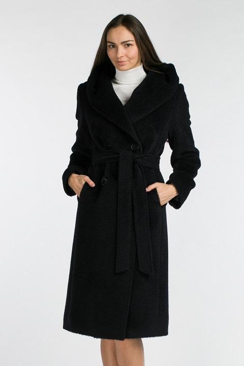 34660b6fdb9 Длинное пальто женское 2019 - купить в Москве