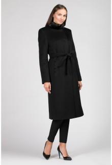 Женское зимнее пальто с норкой О-876 - средней длины 083ce95cac9c6