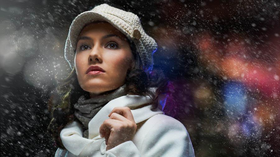 Базовый гардероб на зиму - головной убор и аксессуары