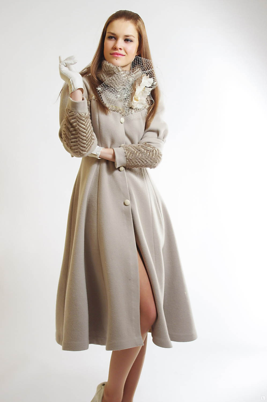 пальто по фигуре