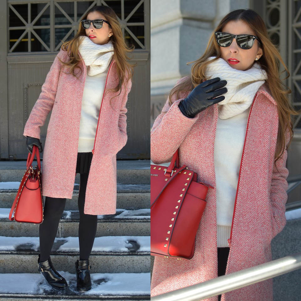 Как выбрать шерстяное пальто?