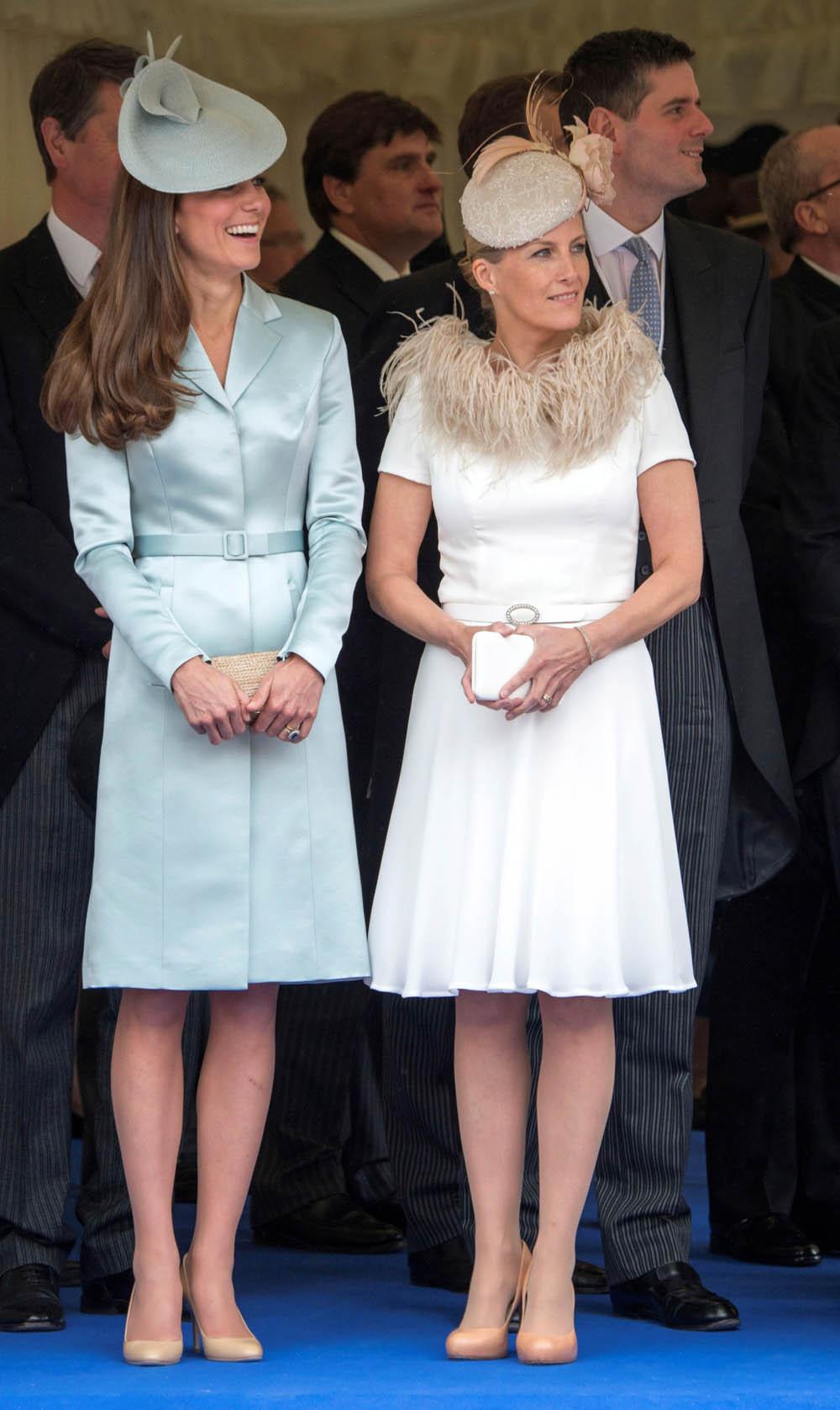 Какие пальто носит герцогиня Кэтрин Кембриджская