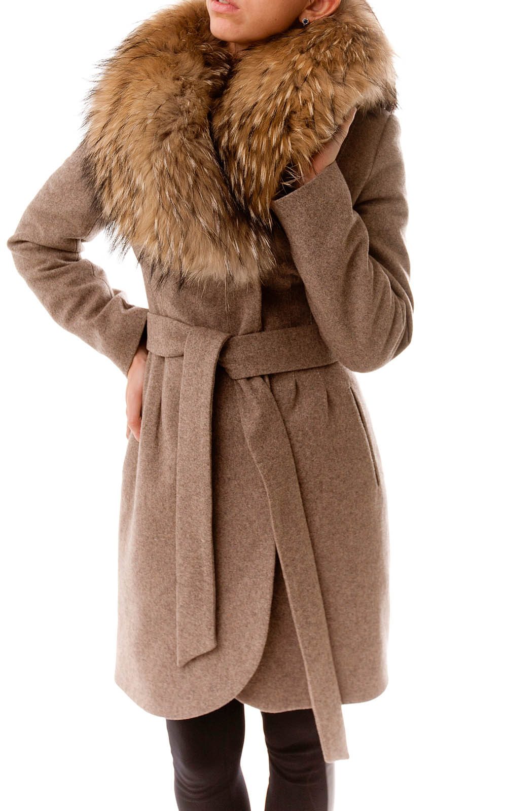 Женские Зимнее Пальто