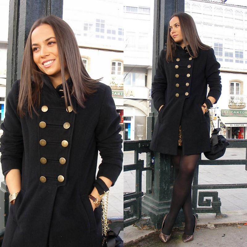 Стили пальто