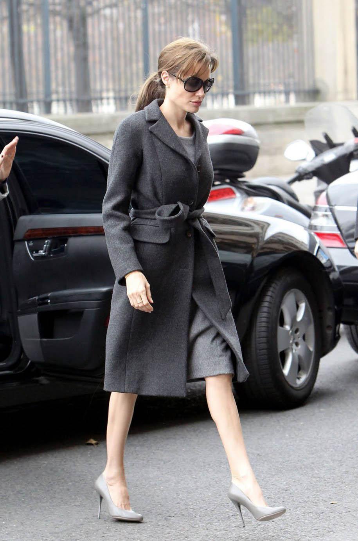 Что носят звезды зимой - Анжелина Джоли