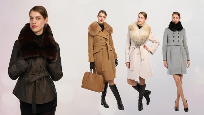 Каталог Зимних Пальто